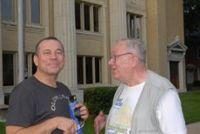 Andrzej-Marek Urbaniak i Jerzy Romanienko
